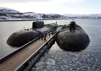 Nga củng cố hạm đội tàu ngầm, gia tăng căng thẳng với Mỹ