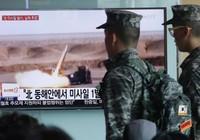 Triều Tiên lại phóng tên lửa đạn đạo tầm trung