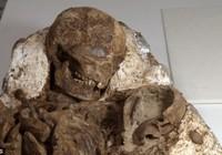 Phát hiện hóa thạch 'mẹ bồng con' 4.800 năm tuổi