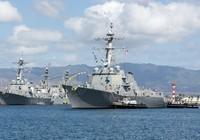 Hàn Quốc đưa tàu chiến đến Đông Nam Á tập trận  