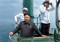 Triều Tiên sắp đóng tàu ngầm hạt nhân có tên lửa đạn đạo