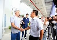 """Mourinho: """"Tôi có mặt tại đây thì sẽ có tin tôi làm HLV tuyển Singapore"""""""