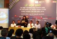 Ra mắt trường đua chuyên nghiệp đầu tiên tại Việt Nam  