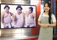 'Vũ điệu lắc mỡ' của bé 7 tuổi nhận được 'triệu like'