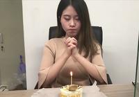 'Thánh ăn công sở' làm bánh sinh nhật bằng bóng đèn