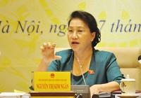 Clip: Quốc hội tranh luận 'luật sư tố giác thân chủ'