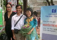Nhà văn trẻ Kim Hòa: Hoa xương rồng vững chắc giữa sa mạc