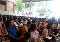 Hơn 600 người đăng ký hiến tạng trong một buổi sáng