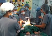 Áp dụng kỹ thuật mới cứu bé bị tăng tĩnh mạch hiếm gặp