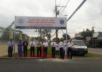 Mở rộng mạng lưới cấp cứu khắp huyện Củ Chi