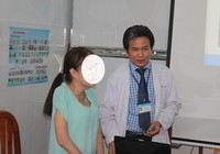 Một phụ nữ bị bệnh lạ lần đầu gặp tại Việt Nam