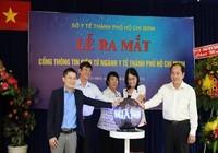 Ra mắt cổng thông tin điện tử ngành y tế TP.HCM