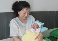 Em bé hiếm muộn thứ 3 chào đời tại Cà Mau