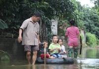 1 tuần sau vỡ đê, người dân vẫn chưa có nhà để về