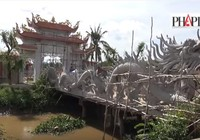 Sự thật tin đồn danh hài Hoài Linh bị dỡ nhà thờ Tổ sân khấu