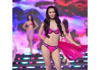 Thí sinh 'Hoa hậu Việt Nam 2016' quyến rũ ba vòng ở phần thi bikini