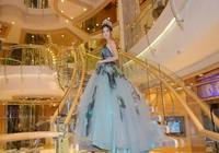 Hoa hậu Đỗ Mỹ Linh làm công chúa Lọ Lem