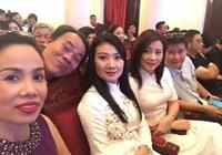 Nghệ sĩ nô nức 40 năm Trường Sân khấu-Điện ảnh TP.HCM