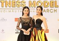 Sao tụ hội ở cuộc thi 'Người mẫu thể hình Việt Nam'