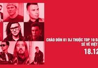 Lễ hội âm nhạc top 10 DJ thế giới và sao Việt  