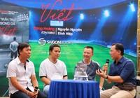 Trần trụi bóng đá Việt: Chỉ người hâm mộ là bất khuất