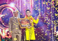 """Lê Nguyễn Trường Giang giành quán quân """"Sao nối ngôi"""""""