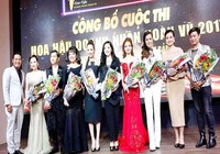 Công bố cuộc thi 'Hoa hậu Doanh nhân Hoàn vũ 2017'