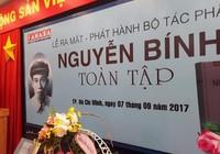 Ra mắt Nguyễn Bính toàn tập nhân 100 năm sinh nhật ông