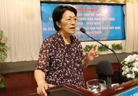 Bà Tôn Nữ Thị Ninh: Hòa bình không tự nhiên mà có