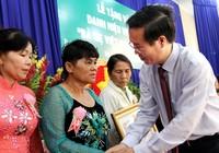 """Tặng và truy tặng 78 danh hiệu """"Bà mẹ Việt Nam anh hùng"""""""