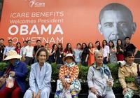 Người Sài Gòn đổ xô đi 'xem mặt' Tổng thống Obama