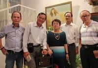 Họa sĩ Nguyễn Thị Hiền với 'Một chặng đường'