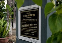 Hai lần di dời ngôi mộ cổ Thượng thư Ngô Nhân Tịnh