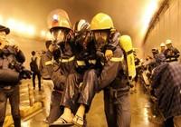 Diễn tập giải cứu 30 người bị tai nạn ở hầm Thủ Thiêm