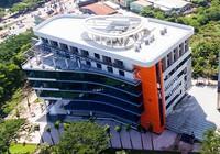 Cận cảnh thư viện đại học 'sang chảnh' nhất Việt Nam