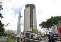 Cận cảnh cao ốc Saigon One Tower bị thu giữ để xử lý nợ