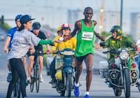 Những hình ảnh ấn tượng ở giải Marathon Quốc tế TP.HCM