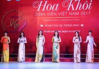 Lộ diện 45 nữ sinh vào chung kết Hoa khôi Sinh viên VN