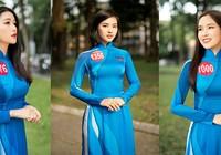 Vẻ đẹp 45 nữ sinh vào chung kết Hoa khôi Sinh viên VN