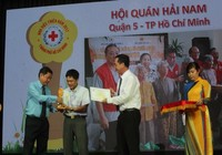 4 người trong 1 nhà hiến máu 239 lần