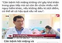 Bác sĩ phẫu thuật tạo hình bị mạo danh chữa hôi miệng