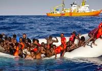 400 người tị nạn bỏ mạng trên Địa Trung Hải