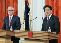 Nhật, Úc không bàng quan với biển Đông