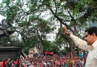 Tổng thống Venezuela đối mặt nguy cơ bị lật đổ
