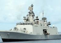 Ấn Độ đưa tàu khu trục tàng hình đến Cam Ranh