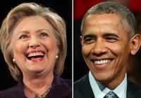 Ông Obama là tài sản chính trị của bà Clinton