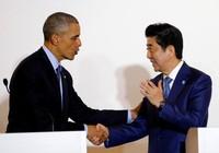 Thủ tướng Abe nói về tội ác quân nhân Mỹ với Tổng thống Obama