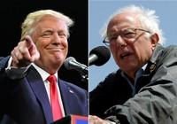Donald Trump: Ông Sander không thích hợp tranh luận với tôi