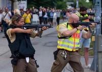 Xả súng nghi khủng bố ở Đức, 10 người chết