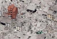 Động đất Ý: 159 người chết, thương vong không ngừng tăng